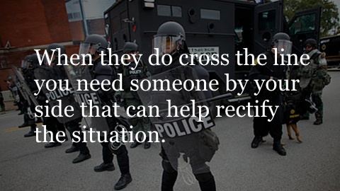 When they do cross the line you need someone by your side that can help rectify the situation.